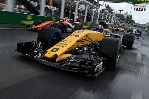 Почувствуй боль Фернандо. Рецензия на F1 2017