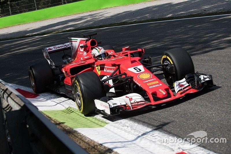 Vettel says he couldn't trust car under braking