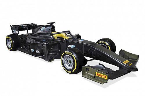 """الكشف عن سيارة الفورمولا 2 لموسم 2018 المزوّدة بتصميم """"الطوق"""""""