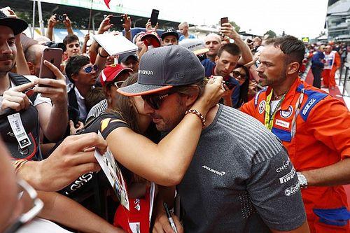 """""""Alonso a legjobb és félek, ott fogja hagyni a Forma-1-et"""""""