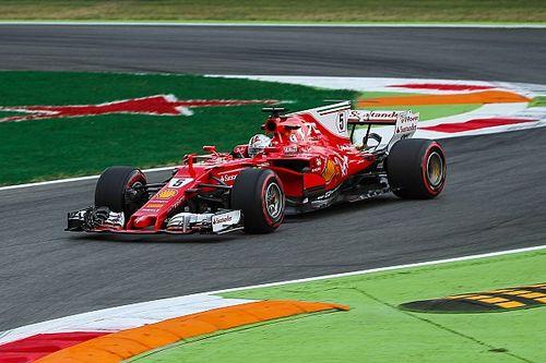 """Vettel: """"Giornata non ideale, ma domani possiamo fare meglio"""""""