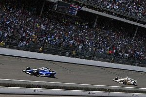 """Castroneves """"will not give up"""" Indy 500 dream despite tough loss"""