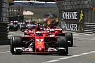 Räikkönen szenzációs rajtelsősége Monacóból a Ferrarival