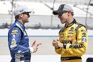 """Kenseth doesn't feel No. 88 will be an """"opportunity I'm going to have"""""""