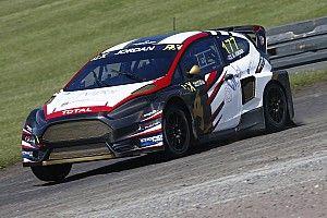 Team von Max Pucher kehrt in die Rallycross-WM zurück