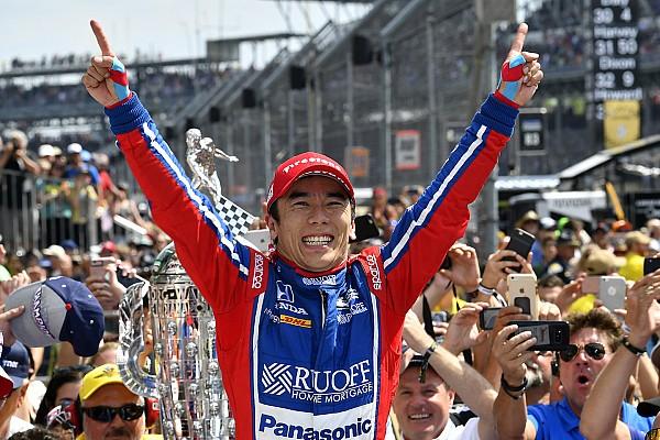 IndyCar Breaking news Indy 500: Sato juara di balapan yang berat untuk Honda