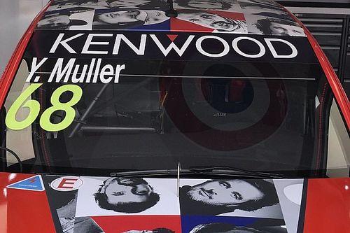 La Citroën celebra Muller, López e i Mondiali con una livrea speciale