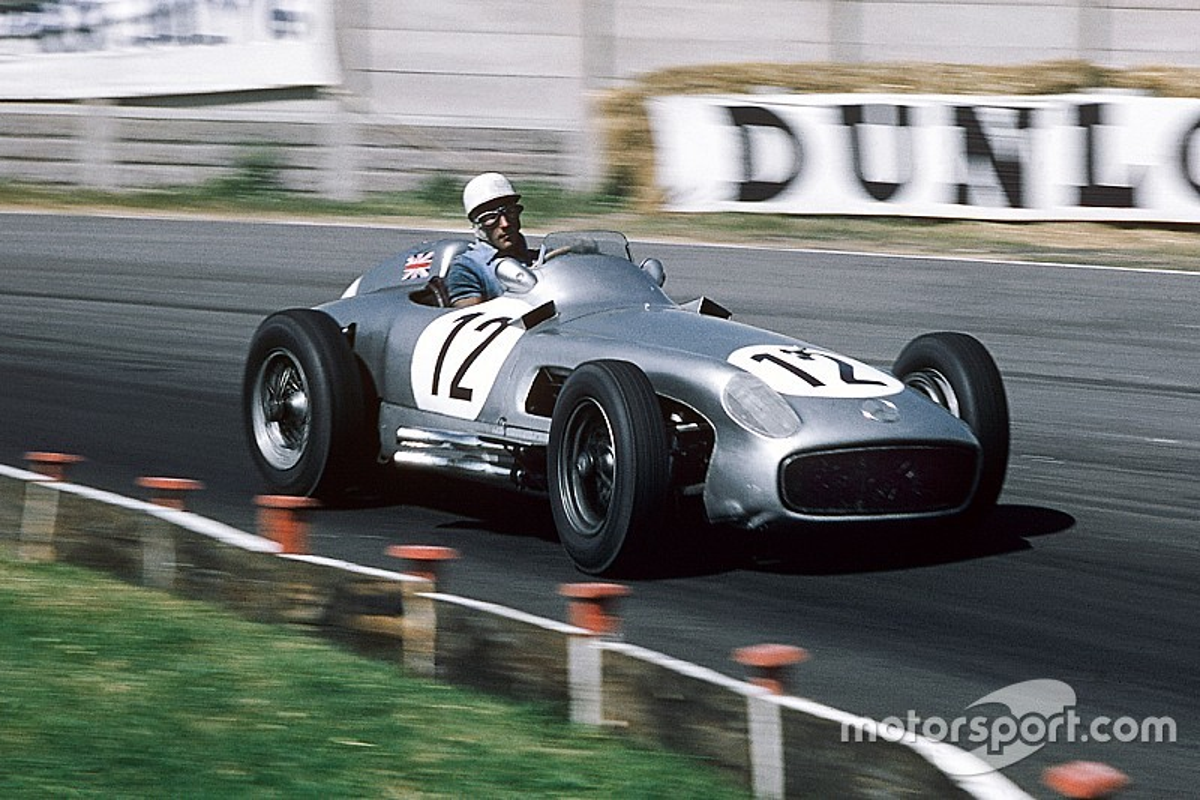 Diaporama - Toutes les Mercedes F1 depuis 1954