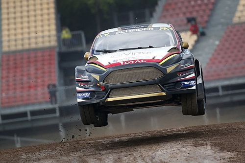 Barcelona WRX: Scheider tops qualifying, Loeb out of contention