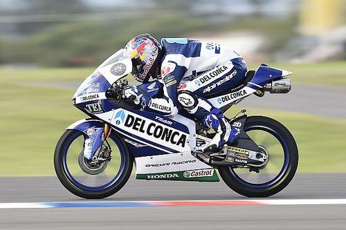 Martin supera concorrência por 0s4 e marca pole em Jerez