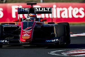 GP3 Kwalificatieverslag GP3 Hungaroring: Aitken leidt ART 1-2-3