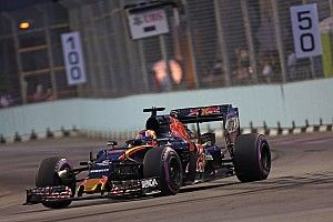 Analysis: Singapore speed trap hints at B-spec answers for Toro Rosso