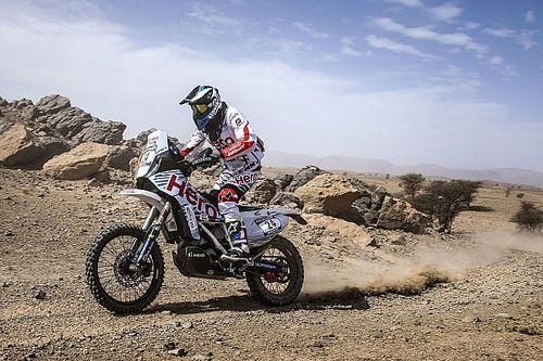 Morocco Rally, Leg 2: Santosh marginally ahead of Aravind, TVS Sherco keeps lead