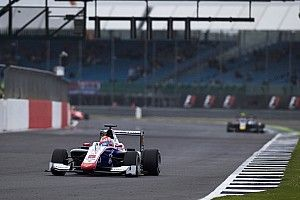 Silverstone GP3: Fuoco scores maiden victory in damp race