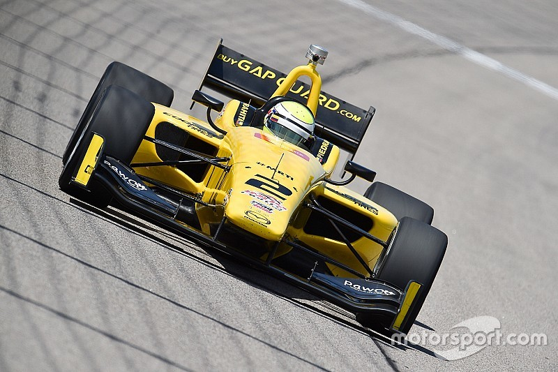 Piedrahita to contest fourth Indy Lights season in 2017