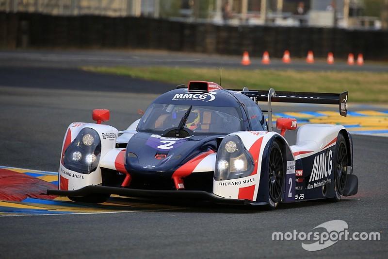 Brundle takes LMP3 pole for Le Mans support race