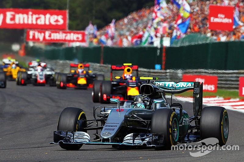 Mercedes: Spa not an open goal for Rosberg