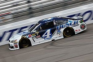 Rain washes out Sprint Cup qualifying: Harvick on pole
