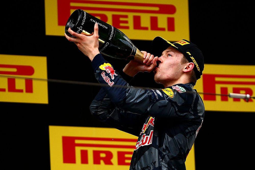 18 соперников Квята. Кто становился гонщиком дня в Ф1