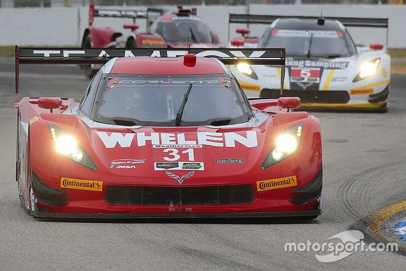 Chevrolet still evaluating IMSA Prototype future