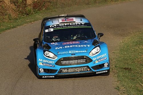 M-Sport World Rally Team: Full speed ahead to Spain