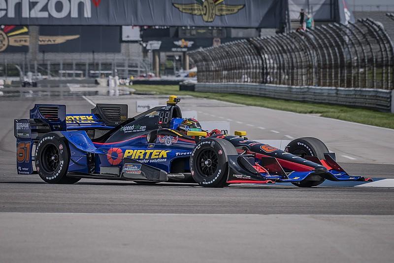 "Stellar performance a ""nice surprise"" for Matt Brabham"