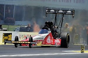 Kalitta, Worsham, Anderson, and Krawiec race to qualifying lead at NHRA Nationals