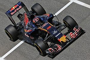 Kvyat impressed by Toro Rosso potential