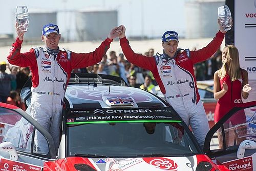 "Meeke describes Rally Portugal win as ""textbook"""
