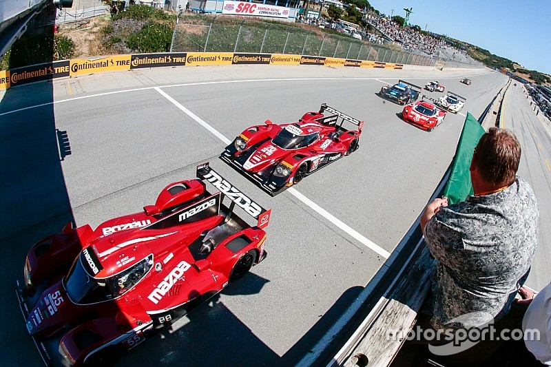 Mazda drivers rueful after dominance turns to defeat