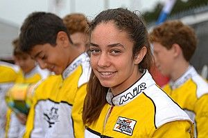 Marta Garcia delays single-seater debut, makes senior karting switch