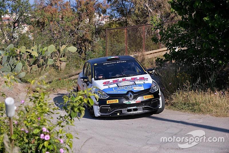 Clio R3T Top: Panzani fa sua la Targa Florio ed il Girone A