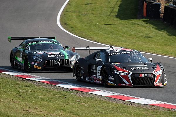 Blancpain GT Series Sprint Cup makes its debut at the Nürburgring