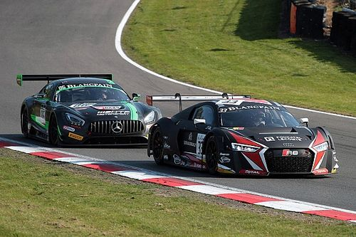 Blancpain GT Series Sprint Cup makes its debut at the Nürburgring
