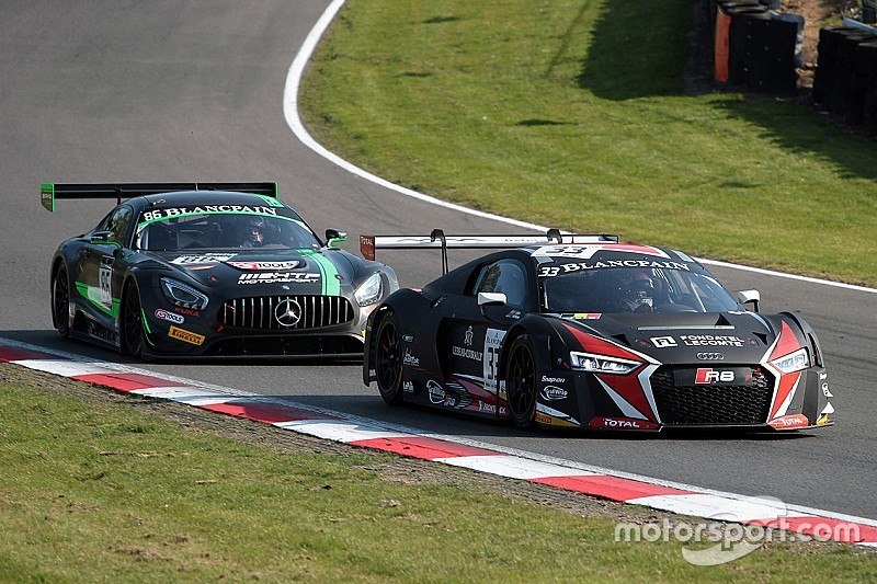 Team WRT back to the Nürburgring, with Ide-Mies as Sprint Cup leaders