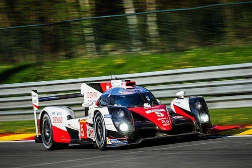 SPA pain for Toyota Gazoo Racing