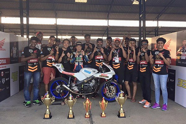 Other bike Honda Ten10 Racing could collaborate with leading Japanese ARRC team