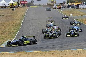 Coimbatore II Euro JK: Chatterjee wins Race 3 as Tharani flips