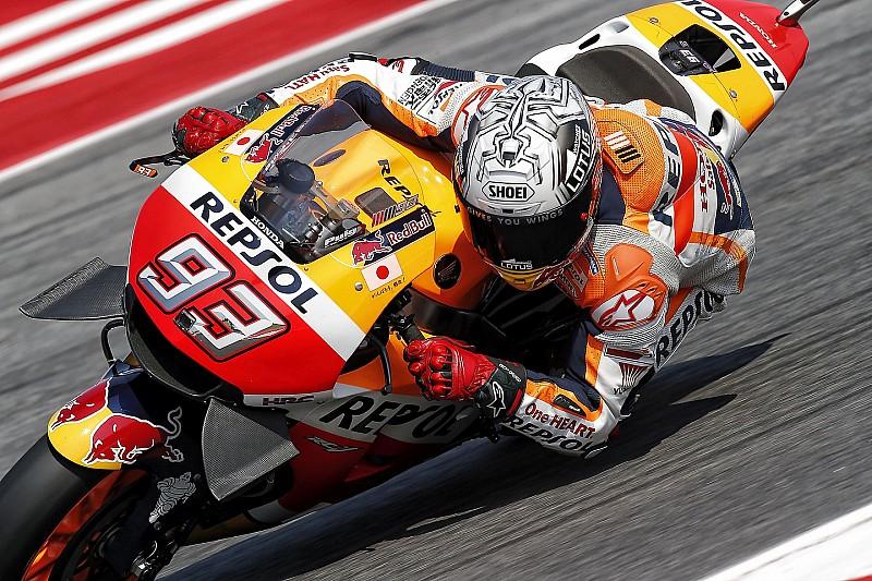 Marquez akan coba lawan duo Yamaha