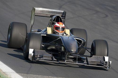 Fórmula UK se presenta para competir contra GP2 en el invierno