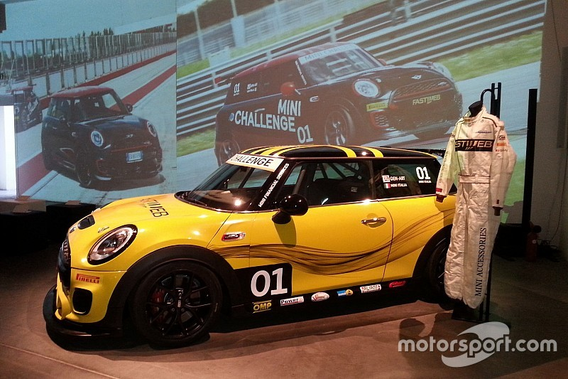 MINI Challenge 2016, grandi novità con sogno finale targato BMW!