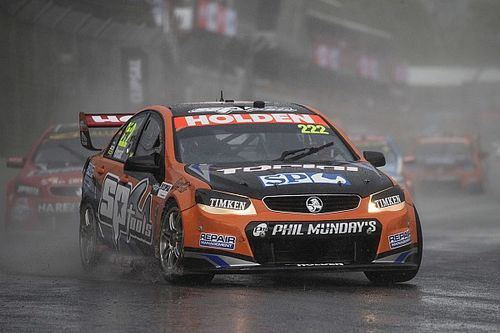 Cilpsal 500 V8s: Percat wins bizarre rain-shortened race