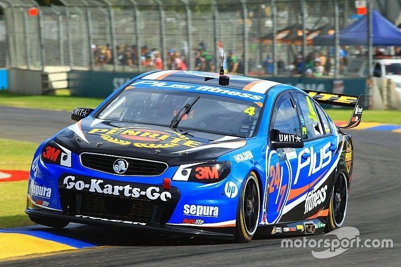 Davies to join Russell at Erebus for V8 enduros