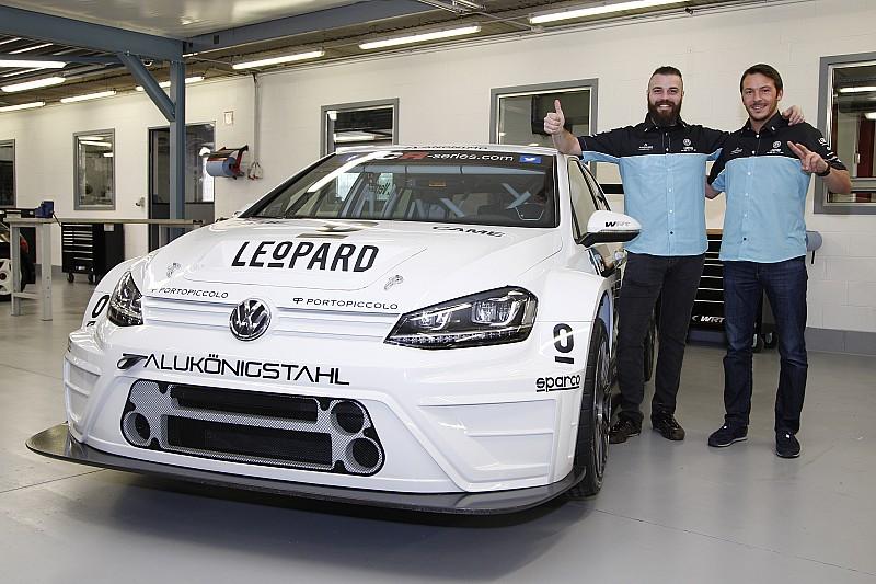 Comini et Vernay associés chez Leopard Racing
