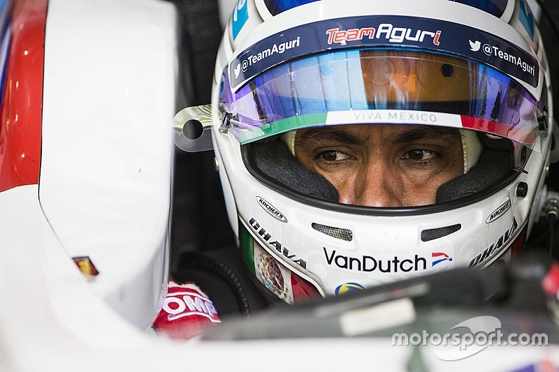 Duran: Mexican Formula E race will be 'big challenge'