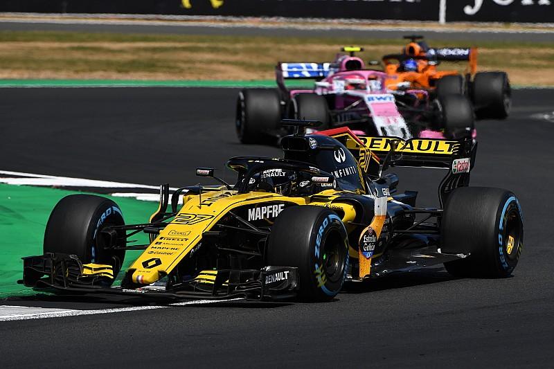 A Renault az Osztrák GP-n látott hólyagosodás miatt választott agresszívabb stratégiát