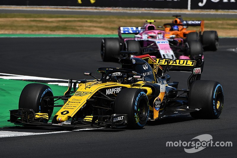 Renault connaît sa grande faiblesse mais l'a surmontée à Silverstone