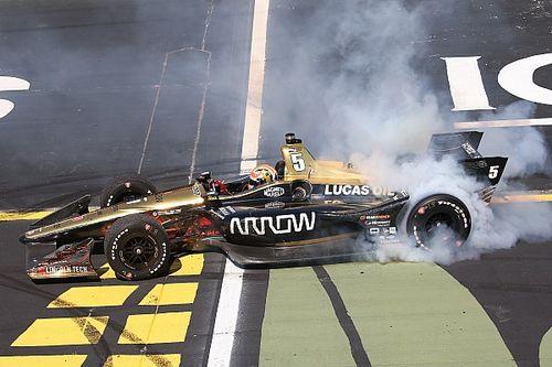 IndyCar in Iowa: Hinchcliffe besiegt Newgarden