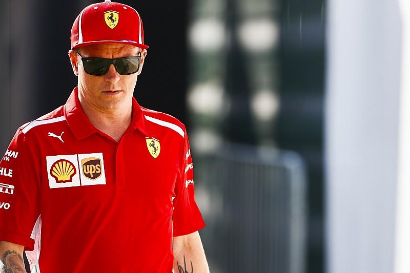 Batida de Raikkonen enfurece rivais em Silverstone