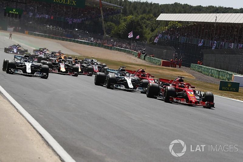 Photos - Le GP de Grande-Bretagne en images
